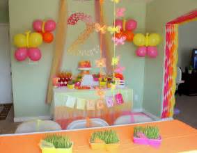 Butterfly Themed Birthday Party: Decorations events to