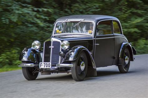 1940 DKW F8/Auto Union 2 Door Saloon 700cc Twin Cylinder 2