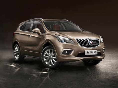 New 2016 Buick Suv Prices MSRP Cnynewcarscom