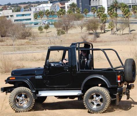 Mahindra Thar Price in India Mahindra Thar Off Roader