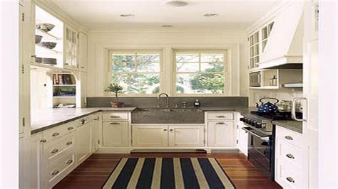 Decorating Ideas For Small Galley Kitchens