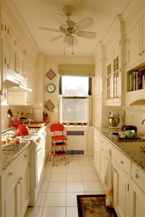 Design Dilemma: Galley Kitchens That Work / design
