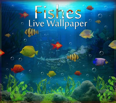 Animated Wallpaper Fish Top Backgrounds & Wallpapers