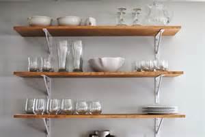Wall Mounted Shelving, Kitchen Wall Shelves Ideas DIY