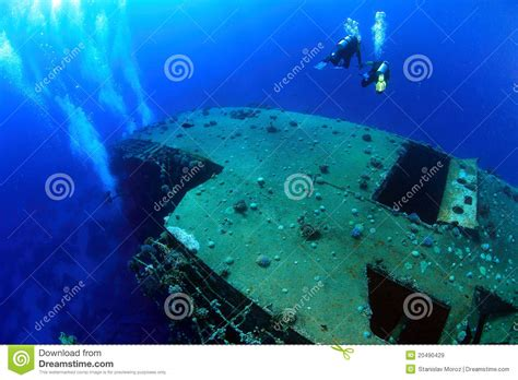 Diving In The Red Sea Royalty Free Stock Images Image
