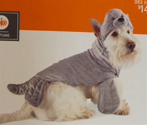 Pet Dog Costume SEAL SEA LION Size XS Sm M L Dog Beds and