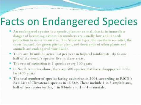0647685 Endangered Animals