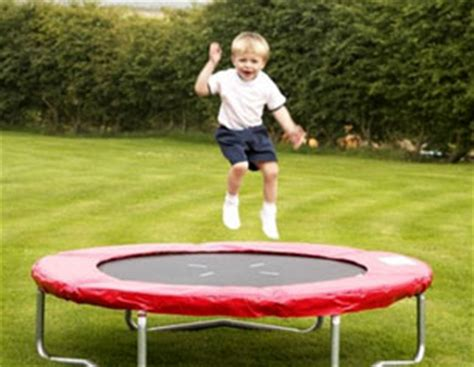 Jumping on trampolines puts children danger, say specialists
