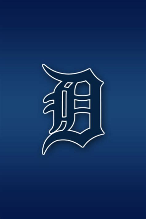 Detroit Tigers iPhone Wallpaper HD