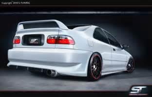 Honda Civic Coupe Spoiler