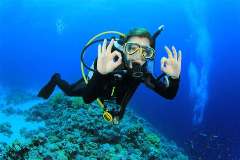 4 Tips for the Once A Year Scuba Diver DeeperBluecom