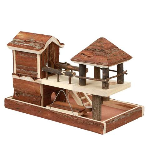 Kerbl Hamster Nature Climbing House on Sale Free UK Delivery