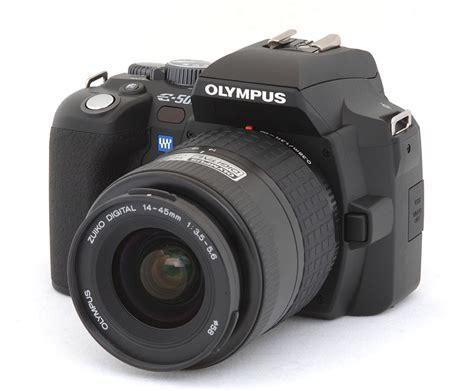 Digital Cameras Olympus eVolt E 500 Review, Information