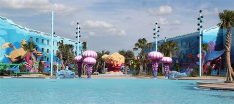 A Colorful Debut for Disneys Art of Animation Resort