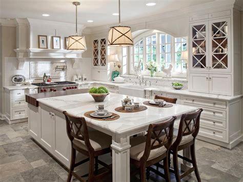 White Kitchen Ideas for a Clean Design HGTV