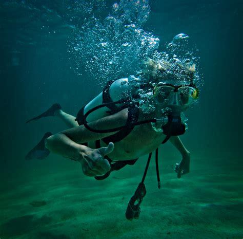 Scuba Diving Cottesloe Beach Perth Western Australia Australia