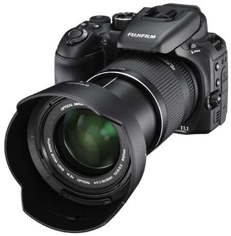 Fujifilm Finepix S100FS Review