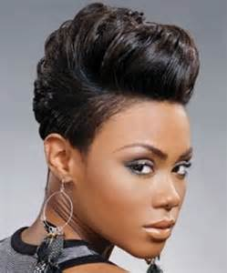 black short hairstyles for african american women hairstyle