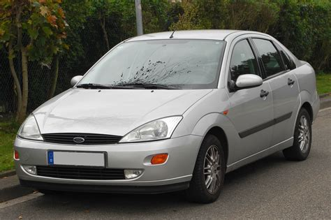 1999 Ford Focus pictures, information and specs Auto