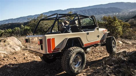 The Six Figure All Aluminum Jeep Scrambler from Legacy