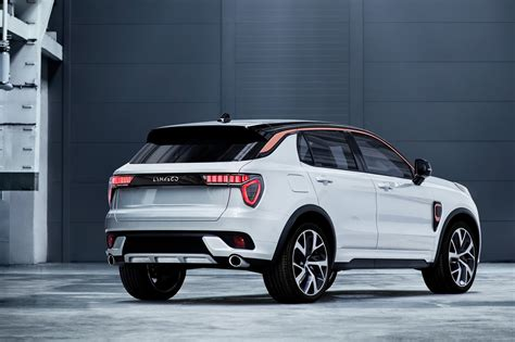 New brand Lynk & Co unveils 'state of the art SUV by CAR