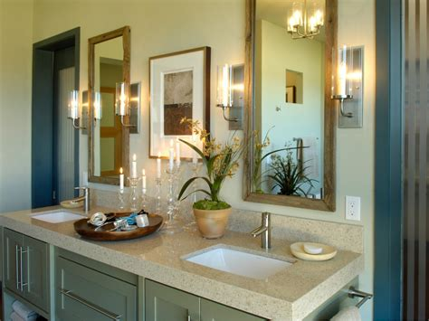 Colonial Bathrooms: Pictures, Ideas & Tips From HGTV HGTV