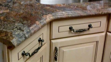 kitchen cabinets ivory glaze finish by wwwPianoFinishcom