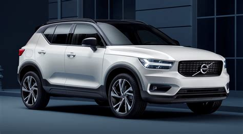 Volvo's 2018 XC40 Lease Plan Puts You in a New SUV Every