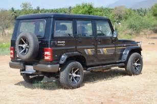 modified mahindra bolero Jeep Doctor