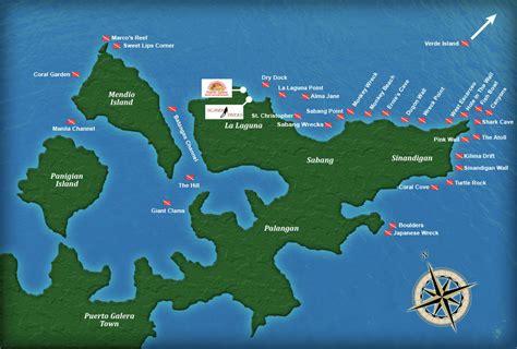 World Class Dive Sites of Puerto Galera Scandi Divers Resort
