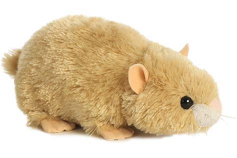 Hamster Mini Flopsies Stuffed Animal by Aurora World
