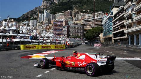 2017 Monaco Grand Prix grid · F1 Fanatic