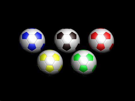 3d foot ball Soccer wallpapers collection HD Wallpaper
