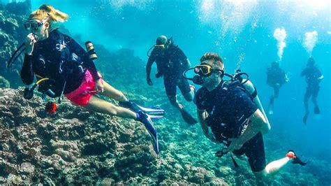 Do You Know These Prodigious Facts About Scuba Diving