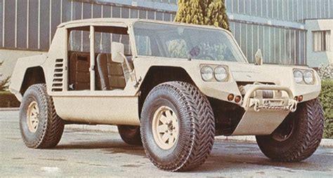 Classic Concepts: 1977 Lamborghini Cheetah Classic