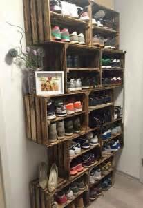 Best 20 Shoe racks ideas on Pinterest