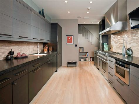 Small Galley Kitchen Design: Pictures & Ideas From HGTV HGTV