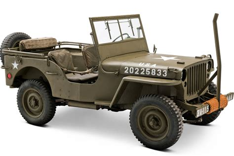 The History of the Jeep Willys Overland Gear Patrol