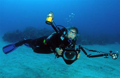 Get ready for underwater photography Diving in Chania