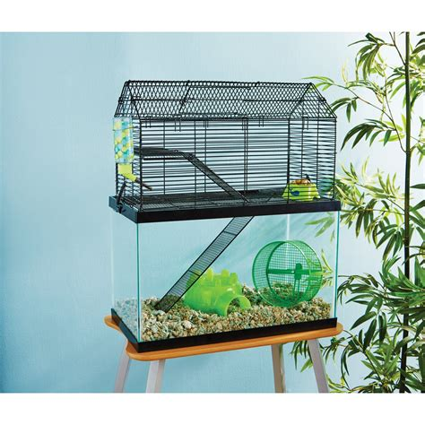 You & Me Small Animal High Rise Tank Topper Petco