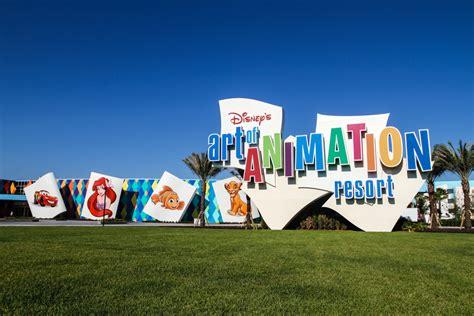 Photo Tour of Disneys Art of Animation Resort DIS Blog