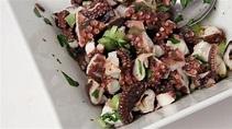 Octopus Salad Recipe - Laura Vitale - Laura in the Kitchen ...