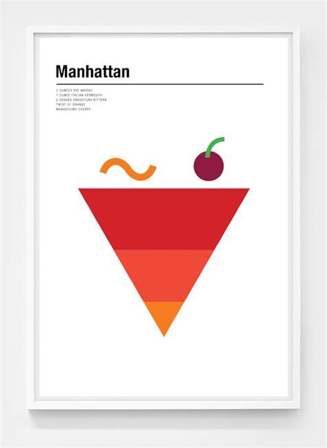 Cocktails Design Posters5 Fubiz Media