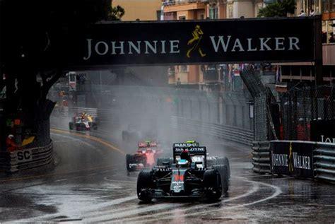 McLaren Honda F1 Monaco GP race automobilsportcom