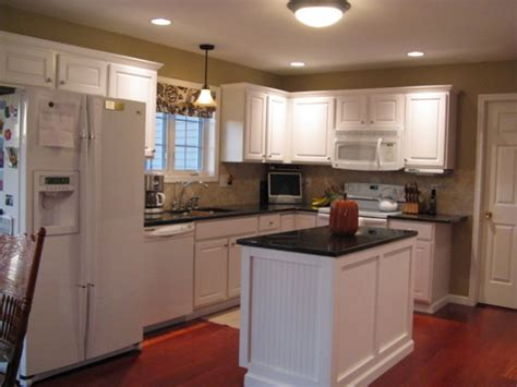 L Shaped Kitchen Designs for Small Kitchens : Small