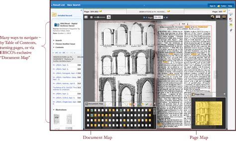 Digital Archive Viewer Digital Archives EBSCO