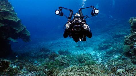 Digital Underwater Photographer Gran Canaria Divers