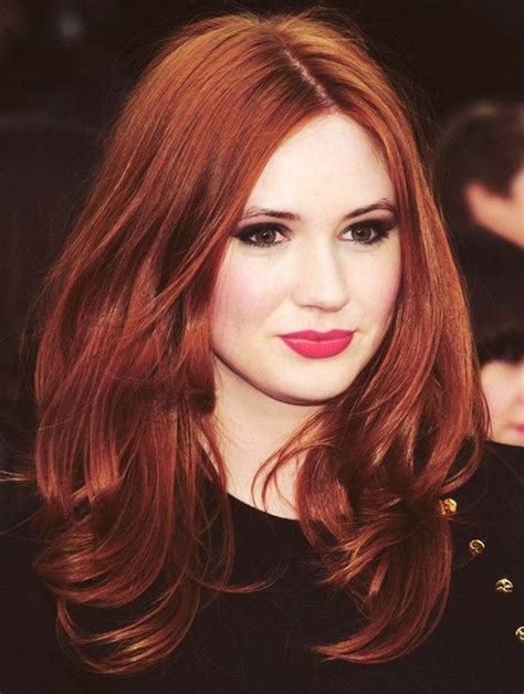 2014 red hair color ideas for women
