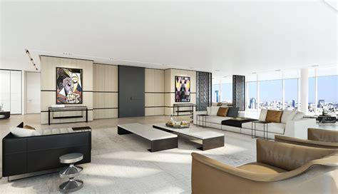 11spacious modern apartment residence Interior Design