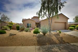 Desert Landscape Front Yard Ideas With Rocks And Dunes front yard landscaping ideas